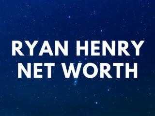Ryan Henry- Net Worth, Sister,Rachel Leigh, Black Ink Crew, Age, Kids a
