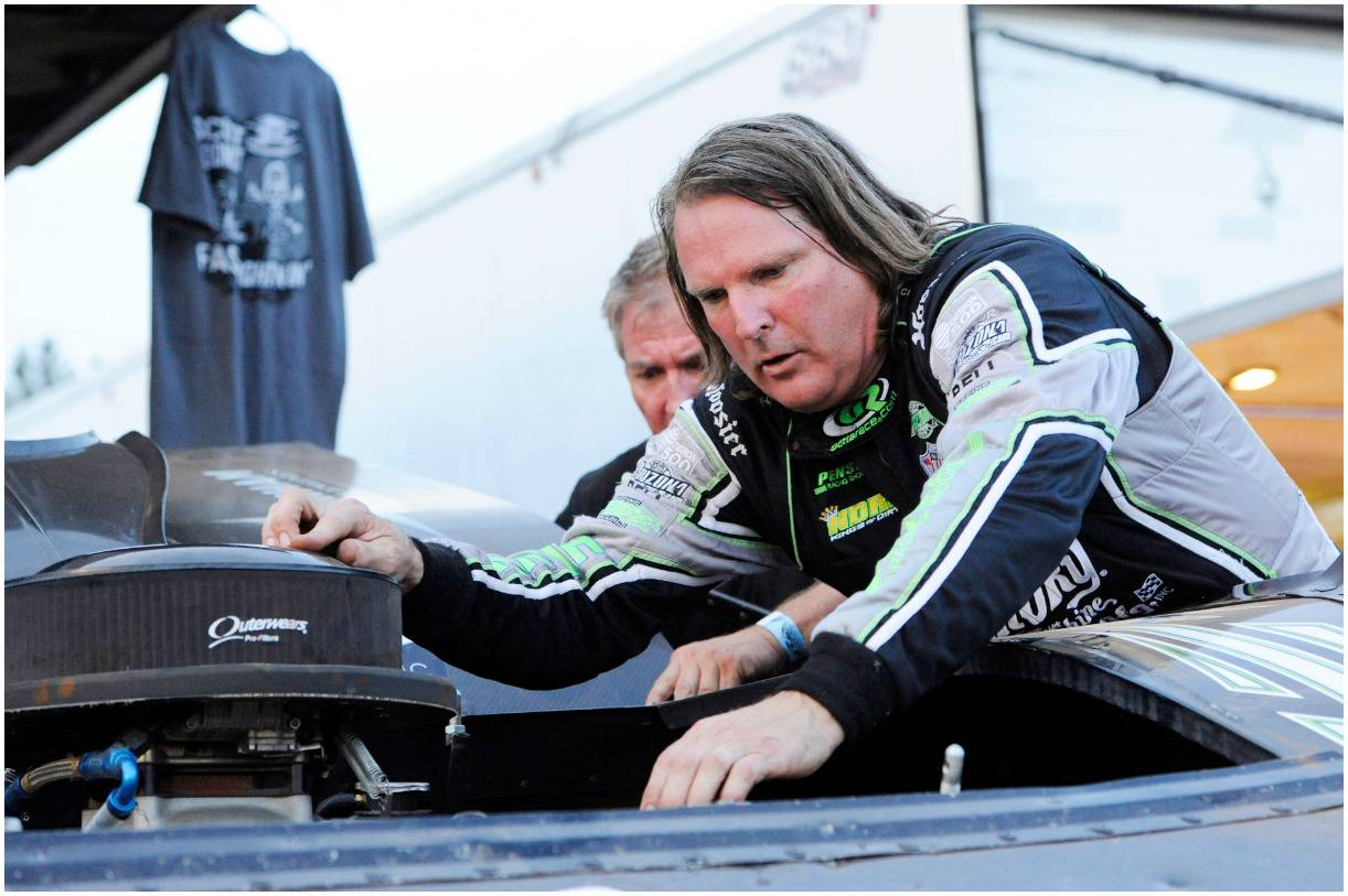 Scott Bloomquist biography