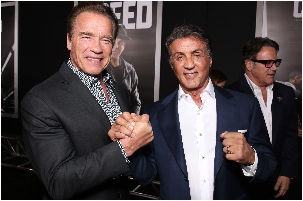 Arnold Schwarzenegger vegan