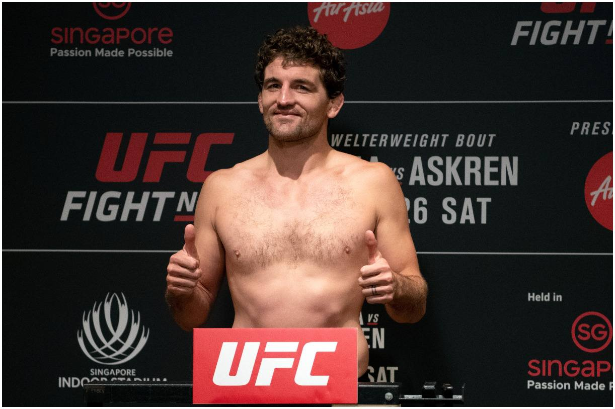 Ben Askren - Net Worth, Wife, Wiki, UFC Retirement
