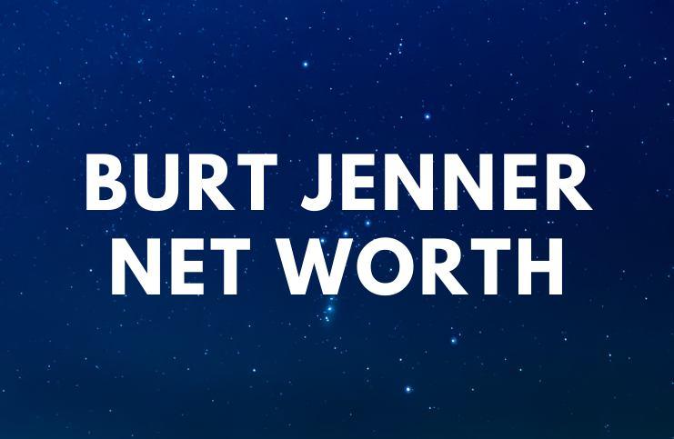 Burt Jenner - Net Worth, Siblings, Girlfriend, Age a
