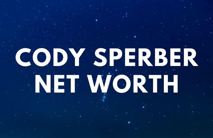 Cody Sperber - Net Worth, Wife, Children, Clever Investor a