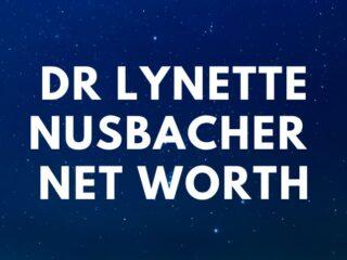 Dr Lynette Nusbacher - Bio, Wife (Melanie Bright), Gender, Net Worth, Height age