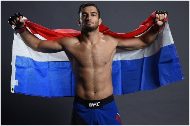 Gegard Mousasi - Net Worth, Bio, Girlfriend, Age, Height