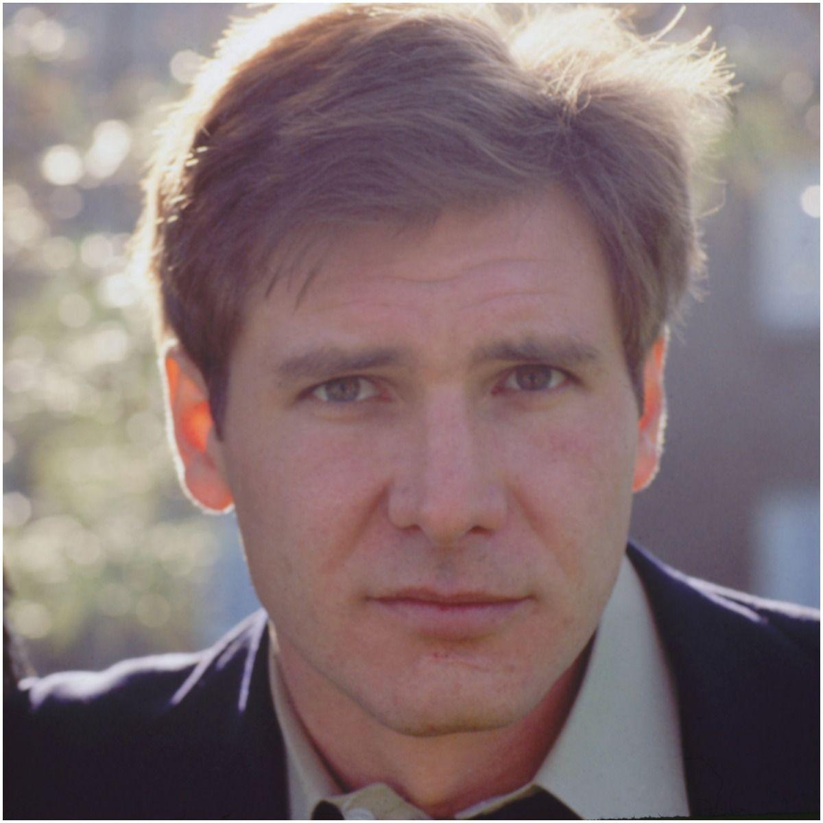 Harrison Ford green eyes