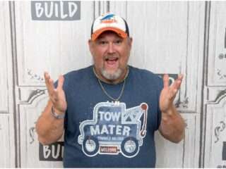 Larry the Cable Guy - Net Worth, Wife, Real Name, House, Quotes, Age