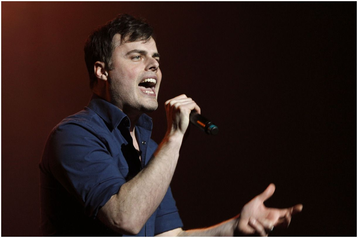 Marc Martel Net Worth