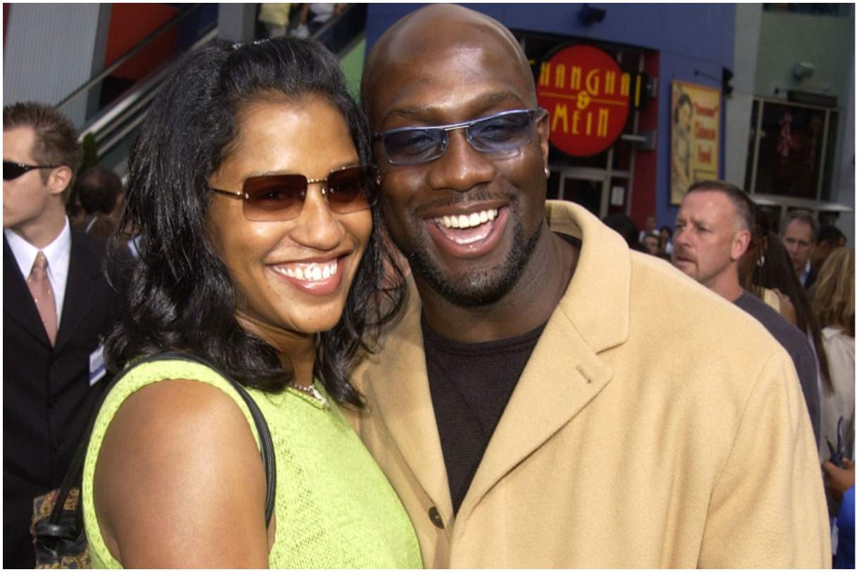 Nancy Jones with her husband Richard T. Jones