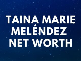 Taina Marie Meléndez – Bio, Husband (Ozuna), Age, Net Worth a
