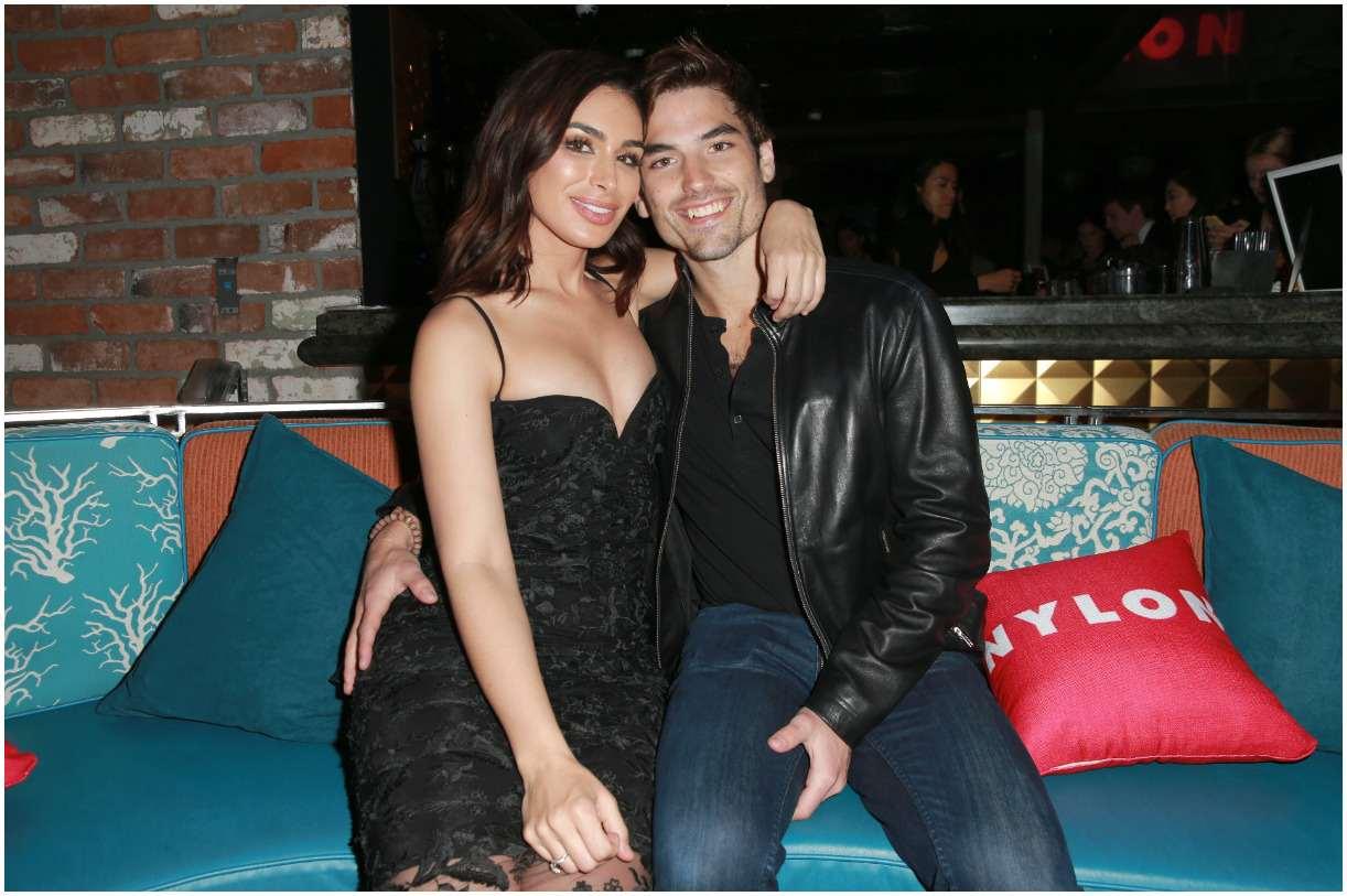Ashley Iaconetti and her husband Jared Haibon