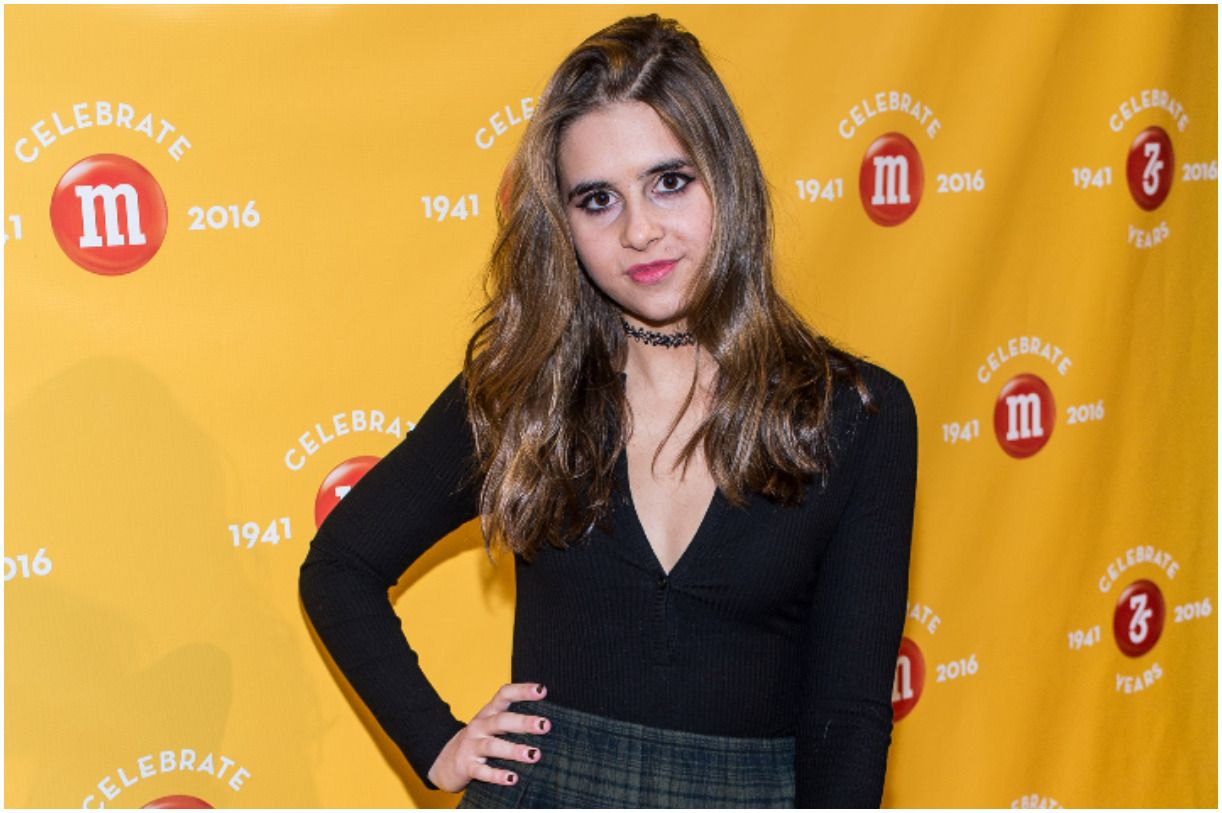 Carly Rose Sonenclar height