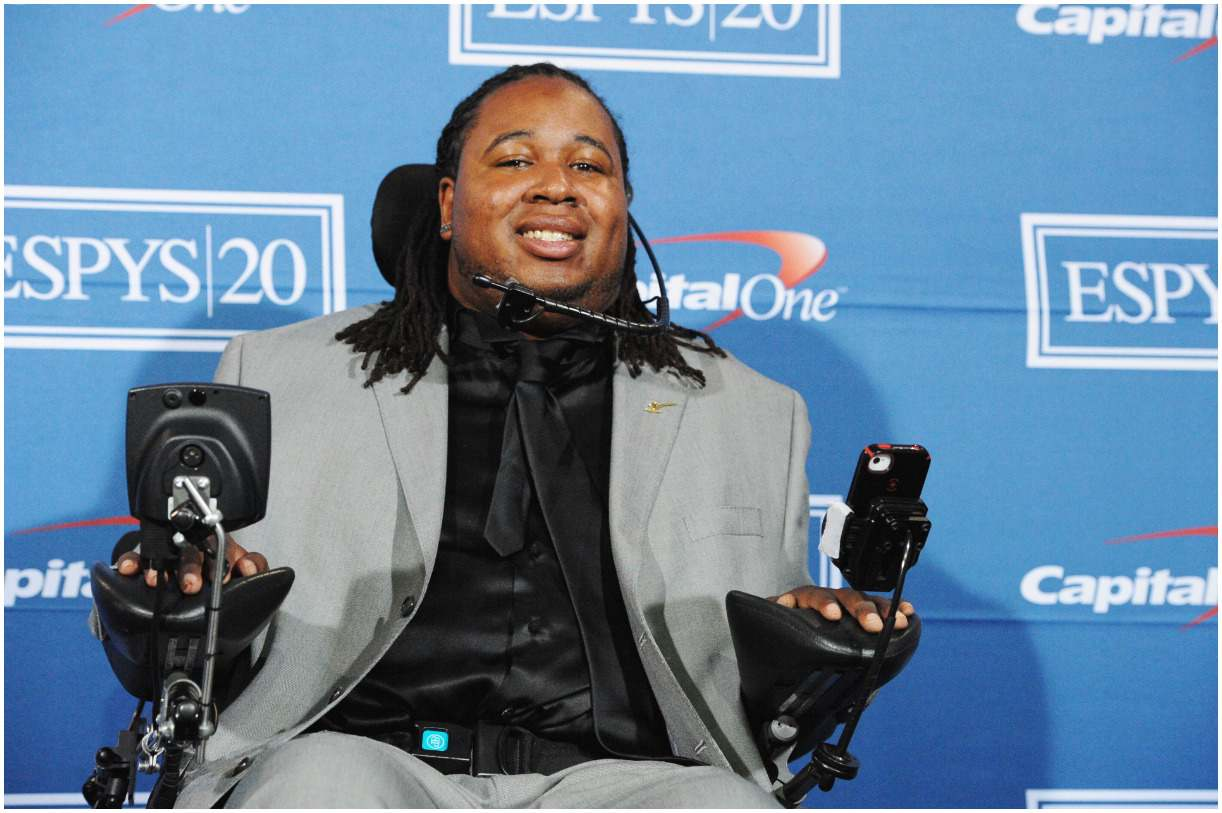 Eric LeGrand – Net Worth, Injury, Recovery, Books, Quotes