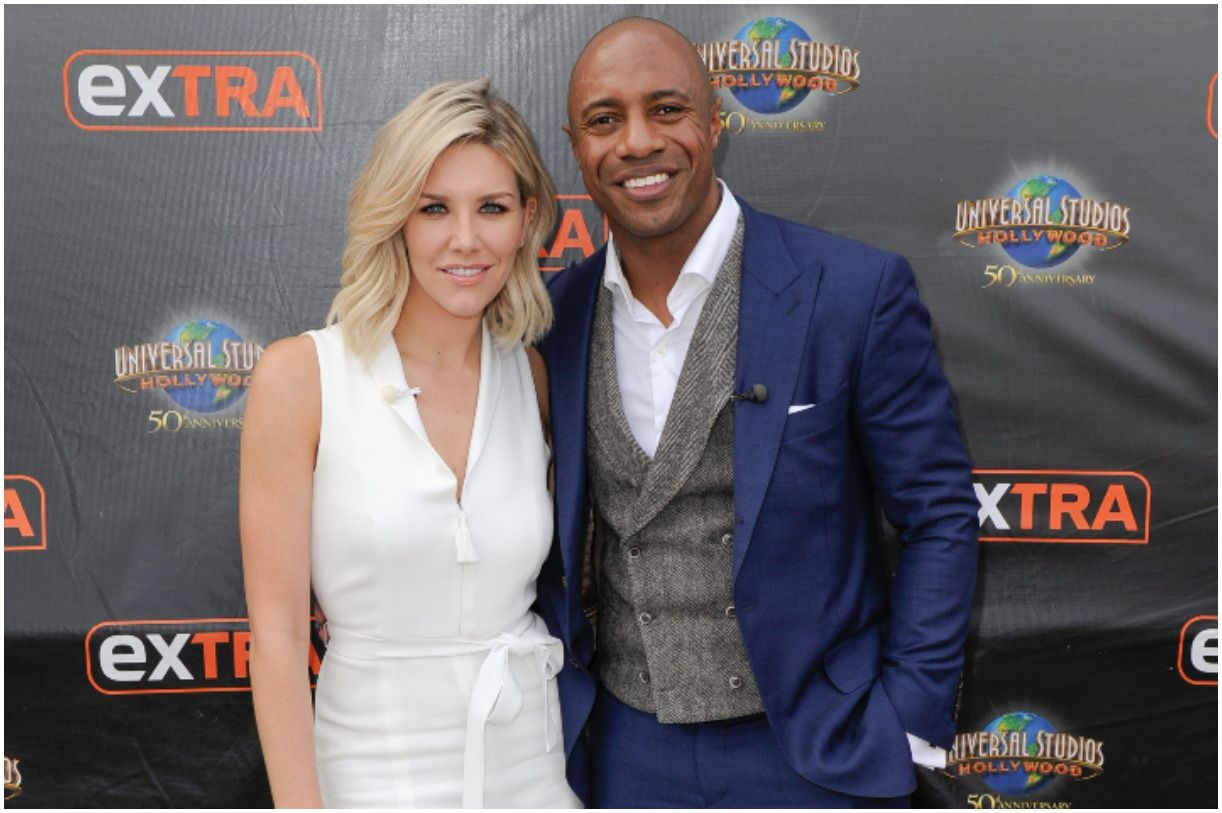Jay Williams with his girlfriend Charissa Thompson