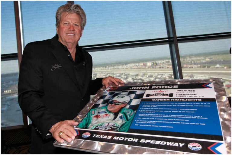 John Force - Net Worth, Wife, Daughters, Age, House