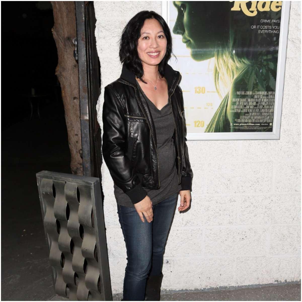 Quyen Tran, wife of Sam Riegel