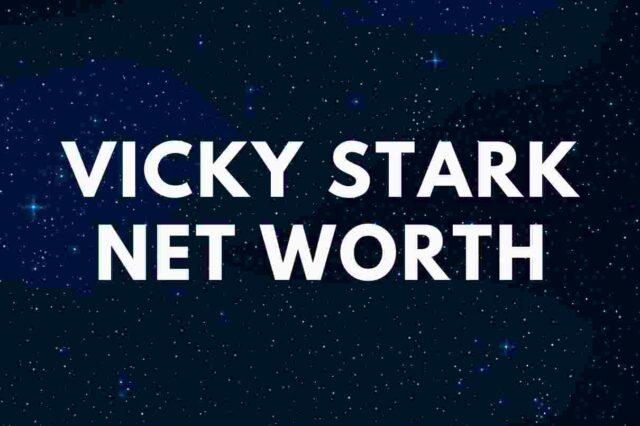 Vicky Stark - Net Worth, Bio, Age, Boyfriend (Capt. Ryan Eidelstein)