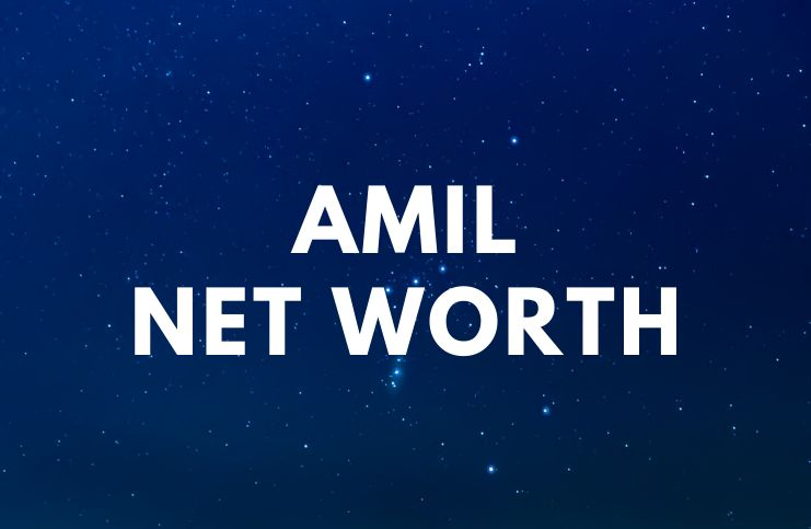Amil - Net Worth, Biography, Songs, Children, Quotes