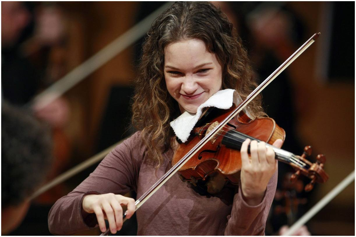 Hilary Hahn Biography