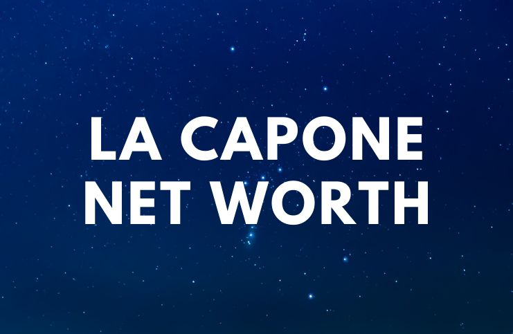 LA Capone (Rapper) - Net Worth, Biography, Age Of Death