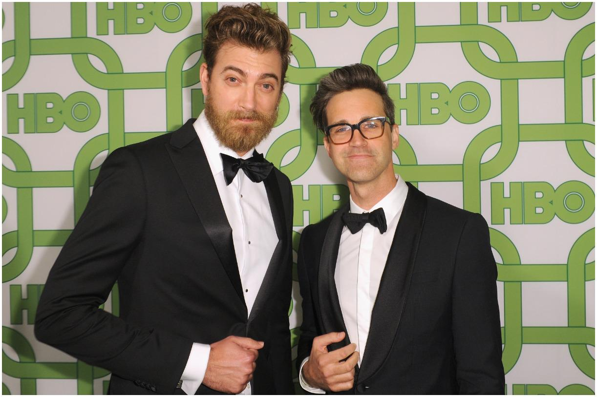 Rhett and Link wife