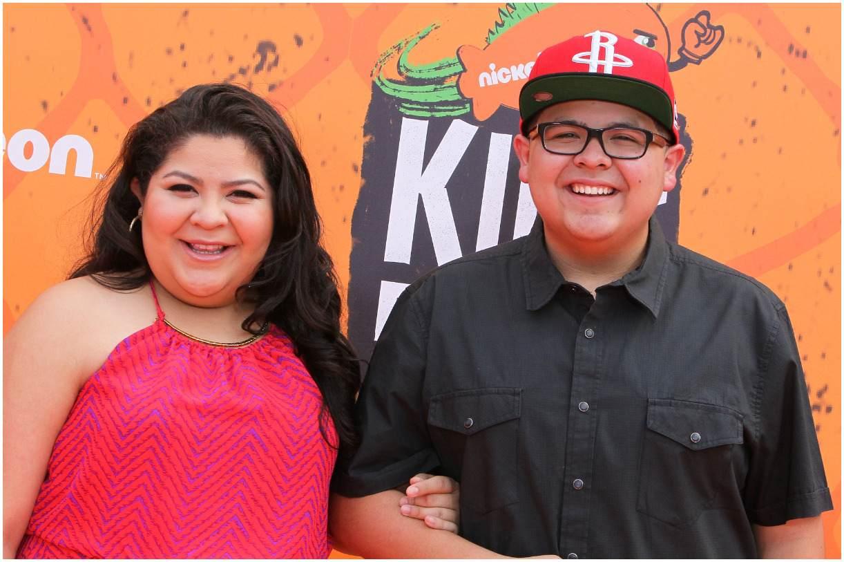 Rico Rodriguez family