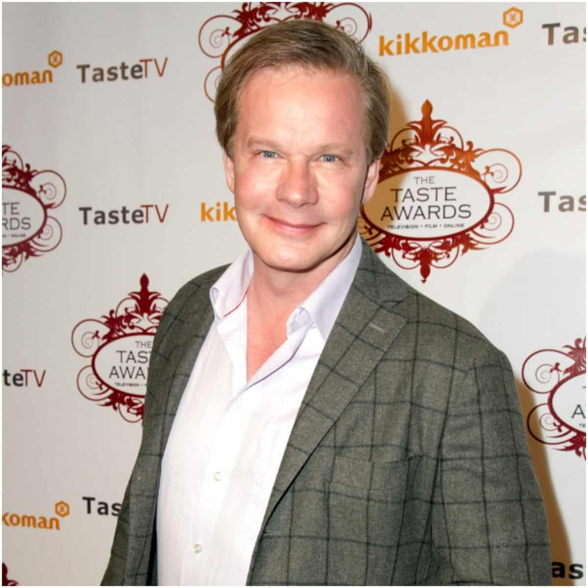 does P. Allen Smith has a wife or he is gay