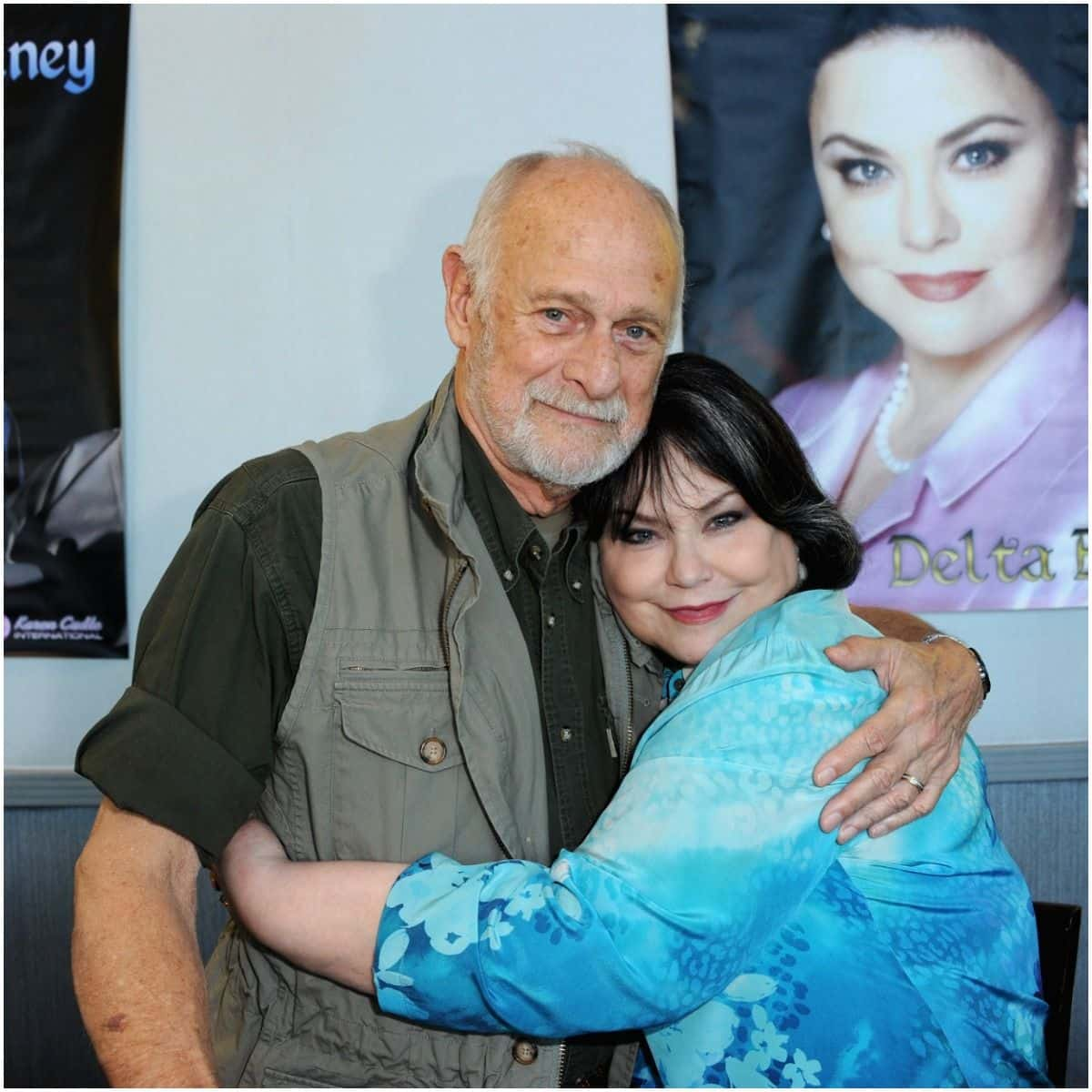 what is the net worth of Delta Burke