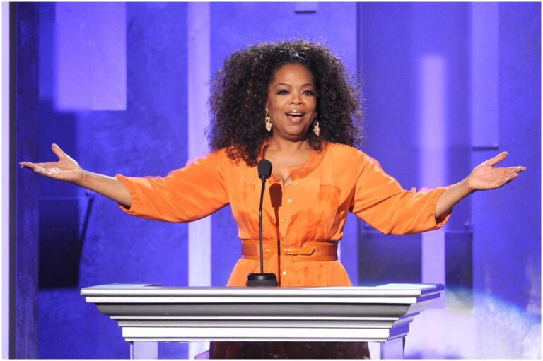 10 Famous People Who Live (Or Lived) In Chicago (Oprah)