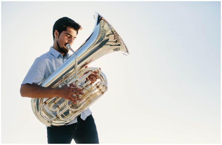 10 Famous Tuba Players (Øystein Baadsvik)