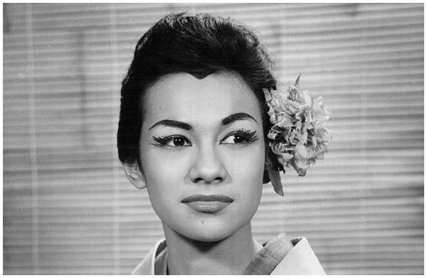 Barbara Luna, ex-wife of Doug McClure
