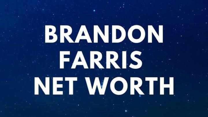 Brandon Farris (comedian) - Wiki, Daughter, Net Worth, Bio, Girlfriend (Maria Gloria), Quotes