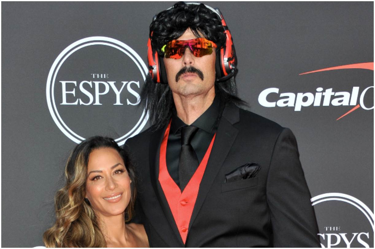 Dr Disrespect and his wife Mrs Assassin