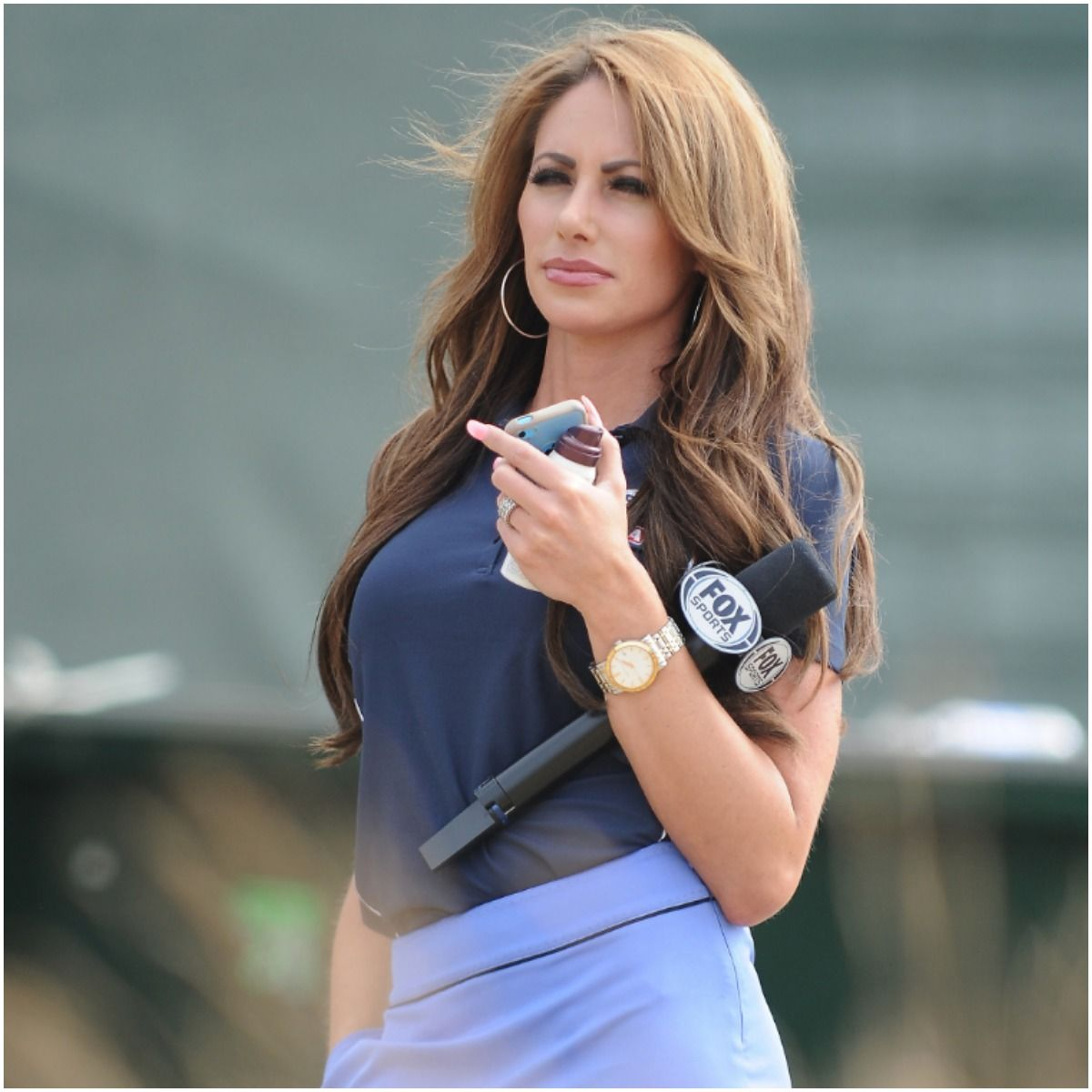 Holly Sonders, fiancee of Vegas Dave