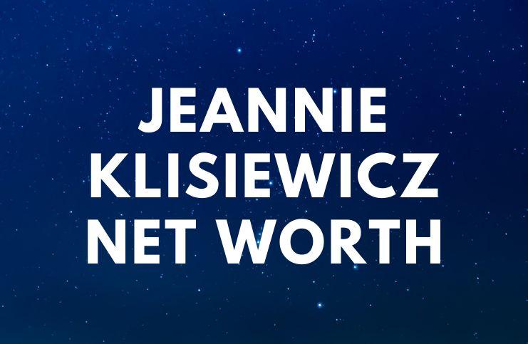 Jeannie Klisiewicz - Net Worth, Salary, Biography, Husband, Wedding