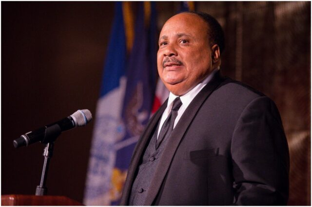 Martin Luther King III - Net Worth, Wife (Andrea), Age, Trump