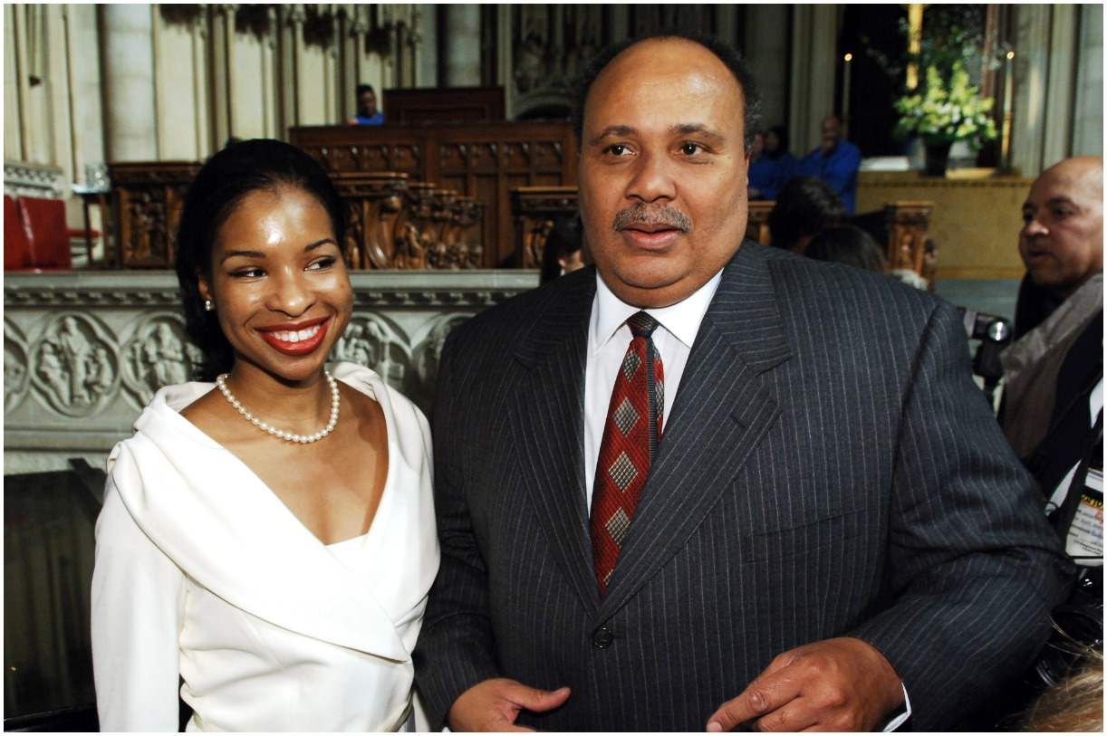Martin Luther King III - Net Worth, Wife (Andrea), Age ...