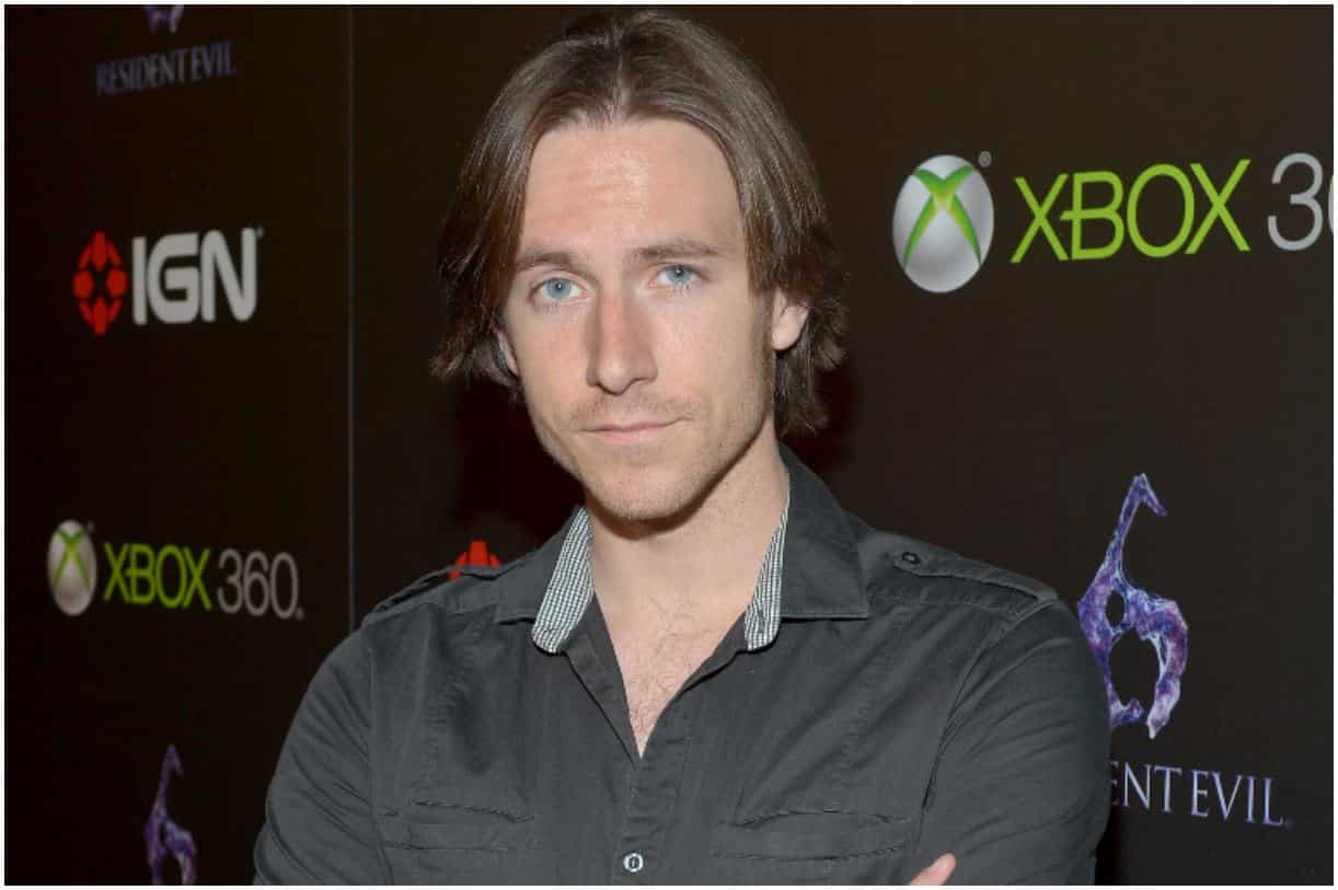Matthew Mercer - husband of Marisha Ray