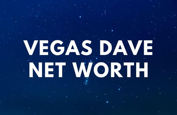 Vegas Dave - Net Worth, Fiancée (Holly Sonders), Arrest