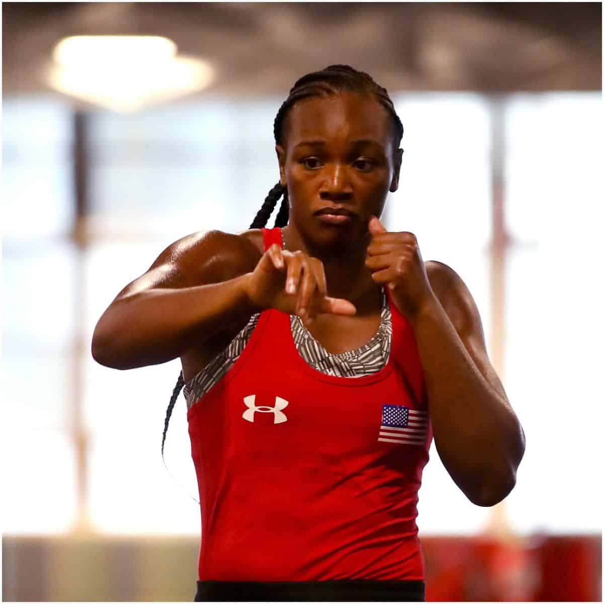 what is the net worth of Claressa Shields