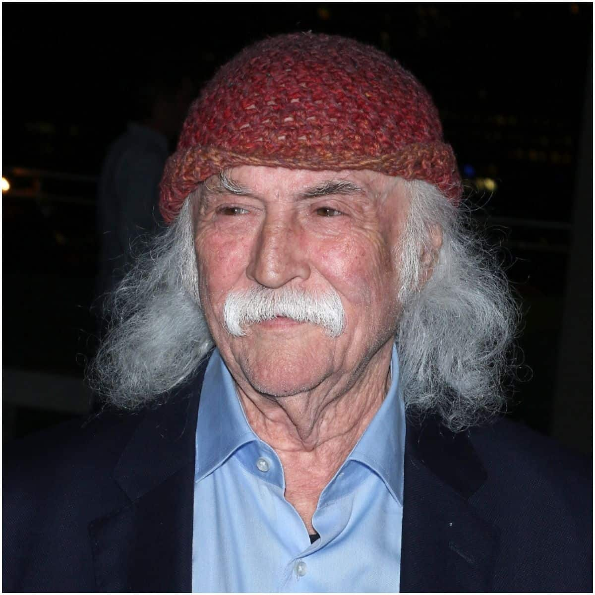 what is the net worth of David Crosby