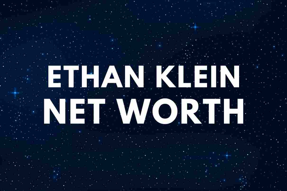 what is the net worth of Ethan Klein