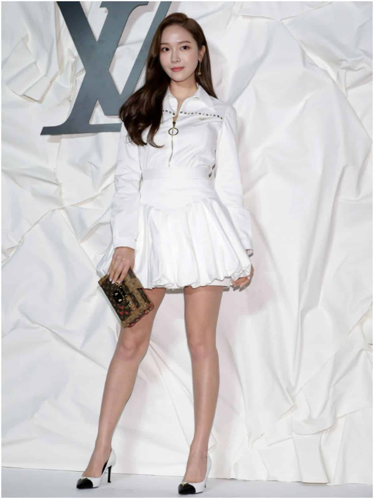 what is the net worth of Jessica Jung