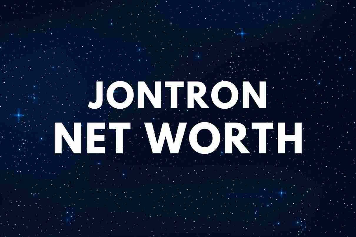 what is the net worth of JonTron