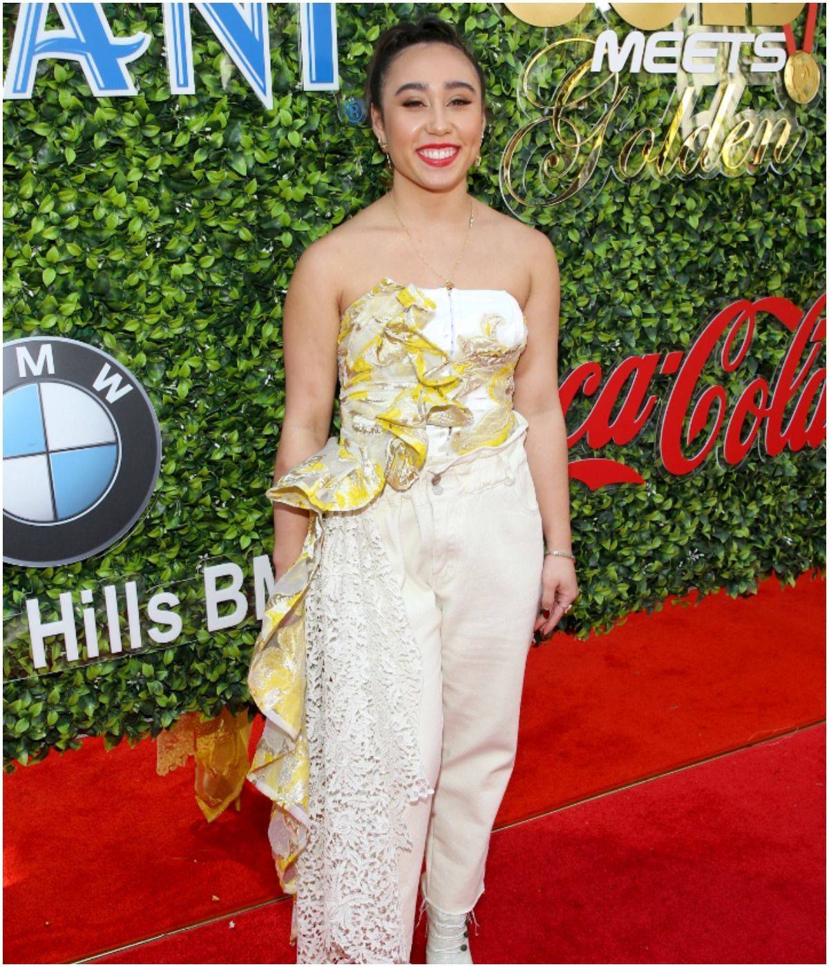 what is the net worth of Katelyn Ohashi