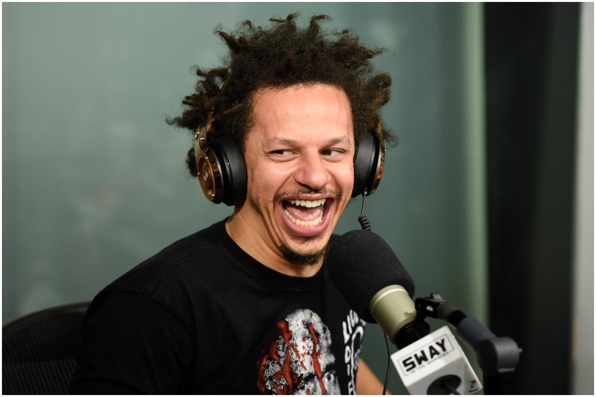 Eric Andre height