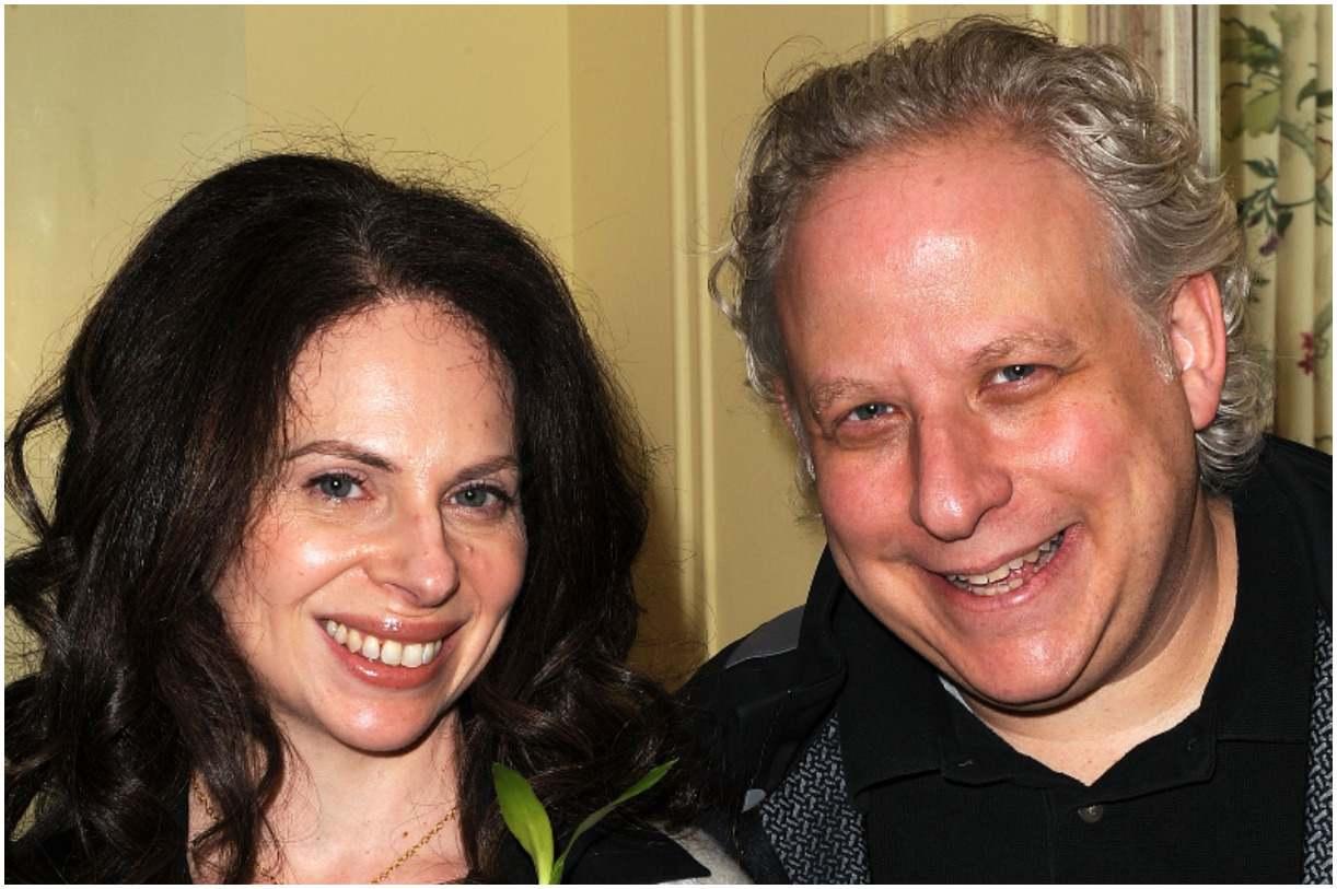 Gary Glasberg and his wife Mimi Schmir