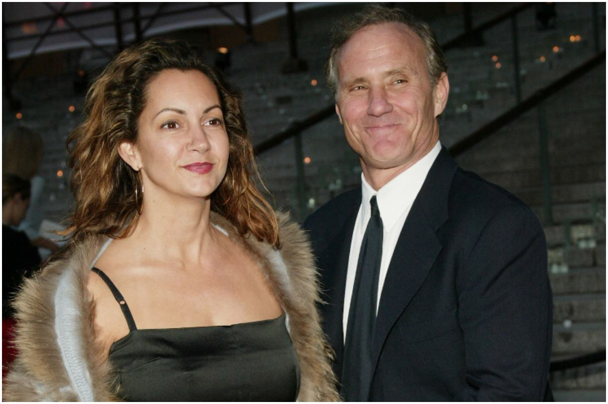 Ian Schrager and his wife Rita Noroña