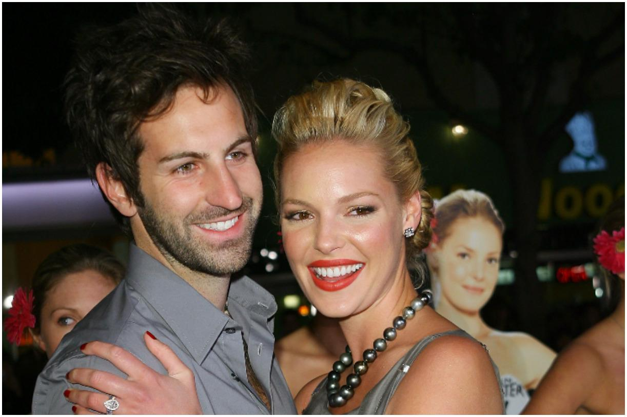 Katherine Heigl and her husband Josh Kelley