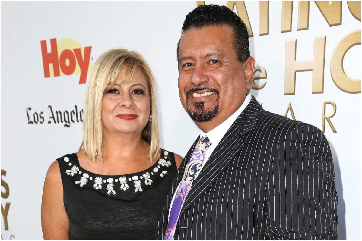 Richard Montañez and his wife Judy