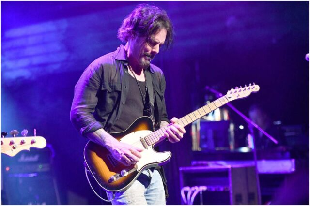 Richie Kotzen - Net Worth, Wife, Poison, Wiki, Age